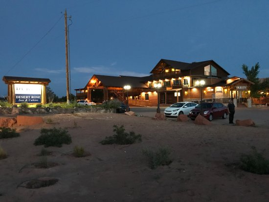 Picture Of Desert Rose Inn Cabins Bluff