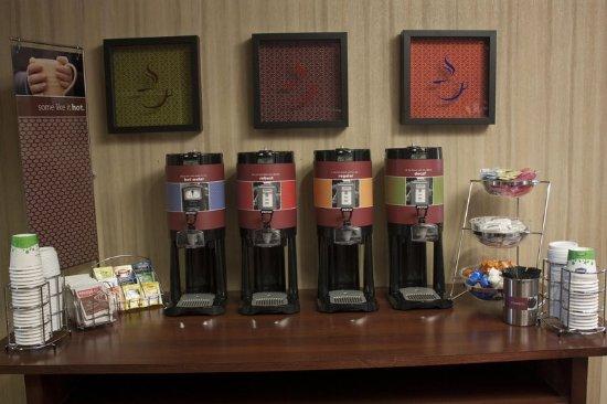 Burlington, Wisconsin: 24 Hour Coffee Station