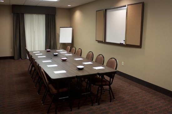 Burlington, WI: Meeting Room
