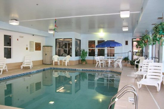 Hampton Inn Ashland: Indoor Pool