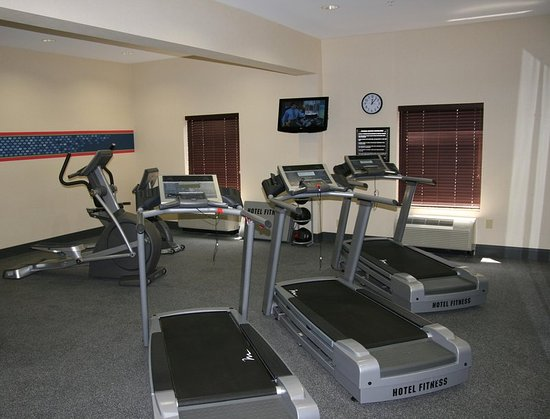 West Point, MS: Fitness Center