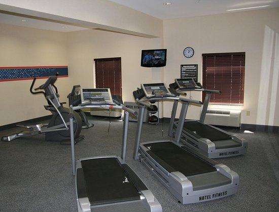 เวสต์พอยต์, มิซซิสซิปปี้: Fitness Center