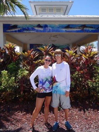 Islander Resort: Shirts sporting Guy Harvey art