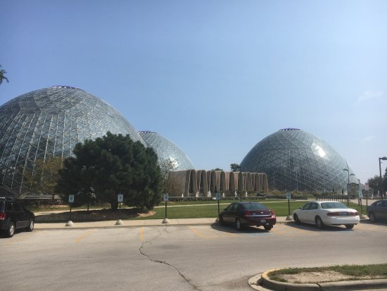 Mitchell Park Horticultural Conservatory (The Domes): photo0.jpg