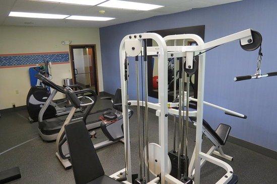Lancaster, OH : Fitness Center