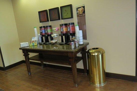 Lancaster, OH : Coffee Bar