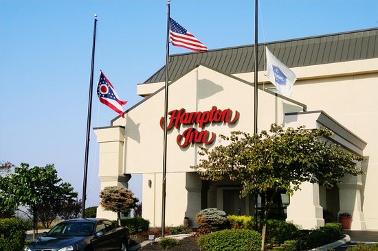 Lancaster, OH: Hotel Exterior