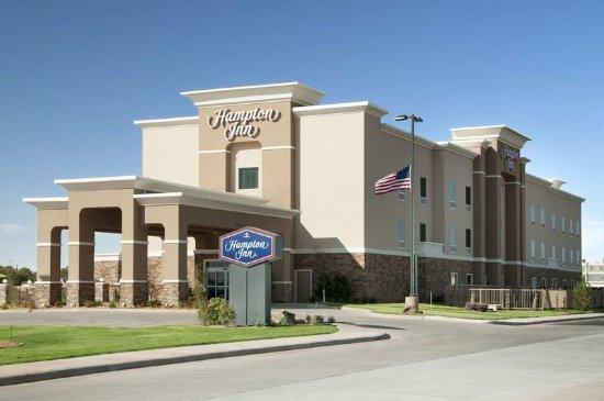 Welcome to the Hampton Inn Vernon, Texas!