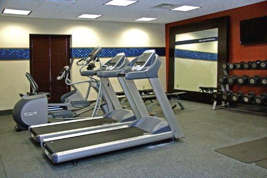 Waynesburg, Pensilvania: Fitness center equipment
