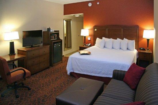 Waynesburg, PA: Guestroom