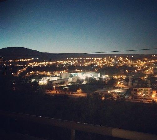 DM Hoteles Moquegua : Vista desde mi habitación