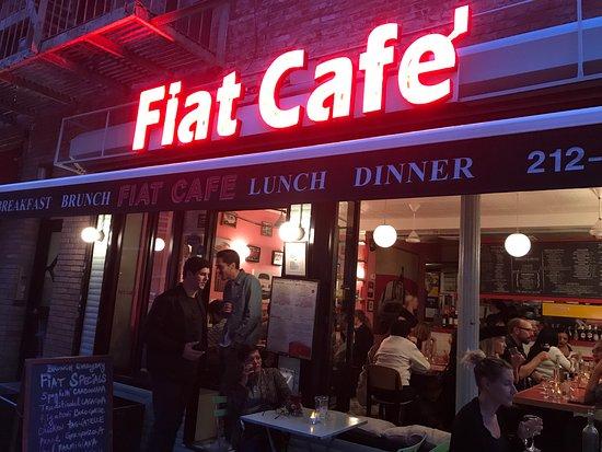 Photo of Fiat Cafe in New York, NY, US