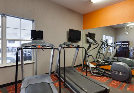 Residence Inn Merrillville: Fitness Center