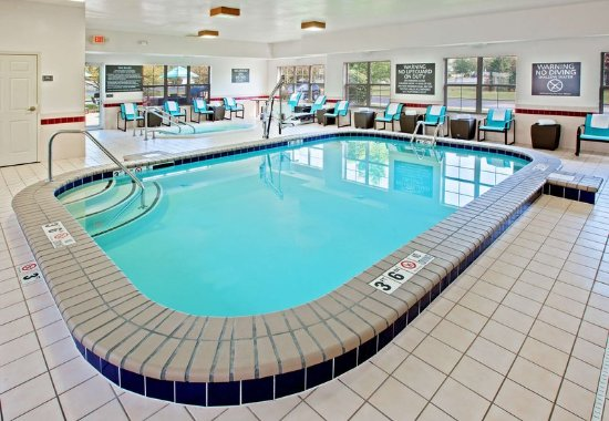 Residence Inn Merrillville: Indoor Pool