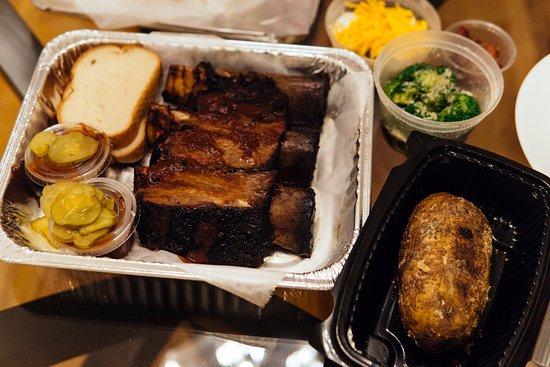 Lee's Summit, MO: Crown prime beef ribs