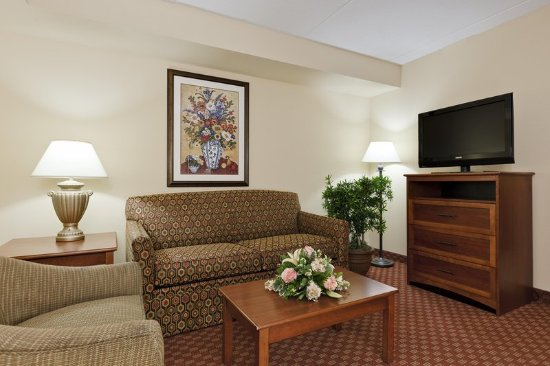 Hampton Inn - McHenry: King 1 Bedroom Suite