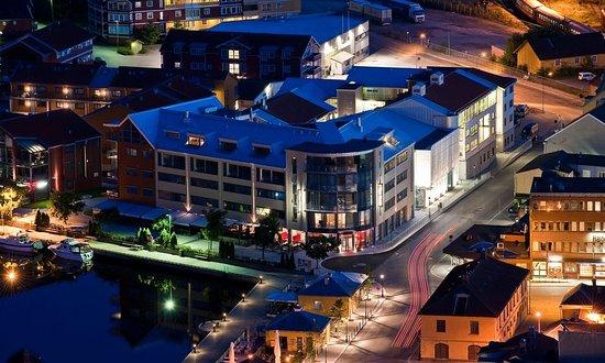 Halden, Norge: Facade