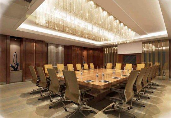 Ji County, China: Meeting Room