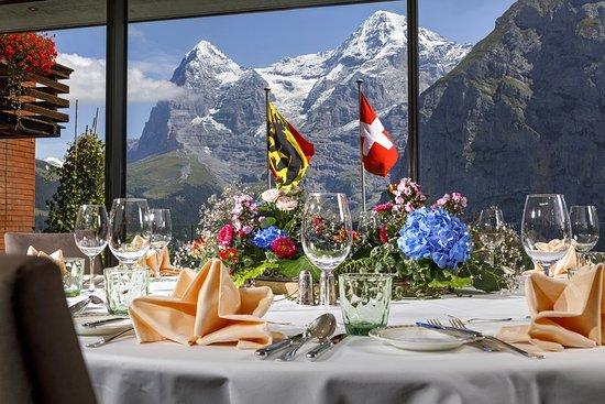 Hotel Eiger: Banquet