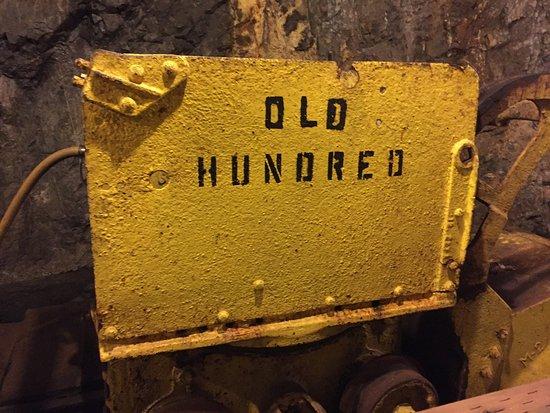 Old Hundred Gold Mine Tour : photo1.jpg