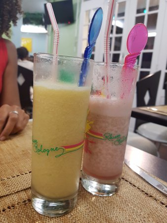 Basse-Terre, Guadeloupe: Cocktails