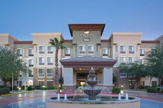 Avondale, อาริโซน่า: Hotel Exterior Dusk