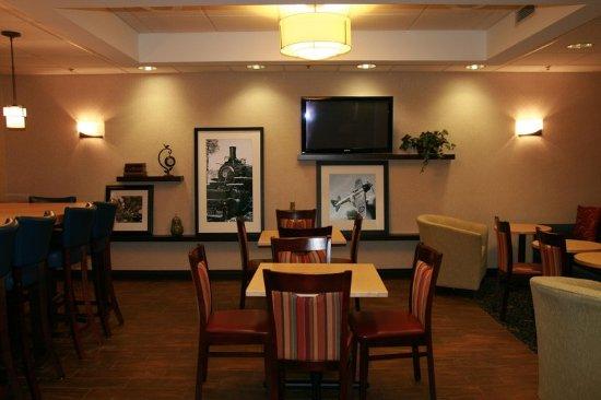 Elgin, IL: Hotel Lobby