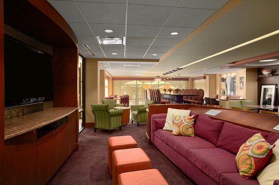Hampton Inn York: Lobby