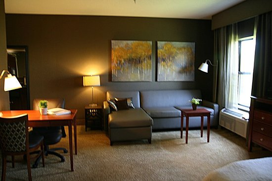 Valparaiso, IN: Executive Suite