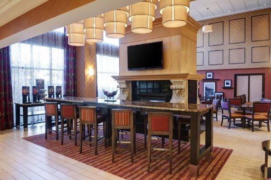 Hampton Inn & Suites Langley Surrey : Lobby