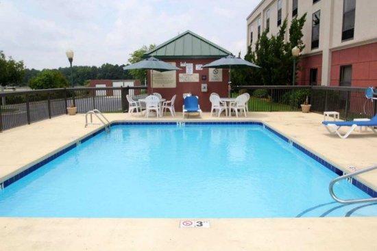 Williamston, Carolina del Norte: Swimming Pool