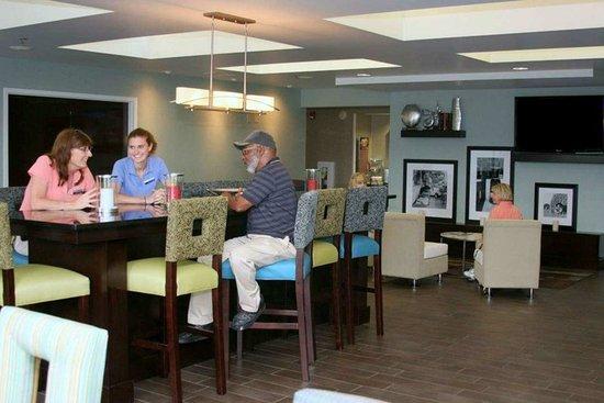 Williamston, Carolina del Norte: Breakfast Area