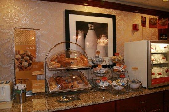 Sumter, SC: Breakfast Bar