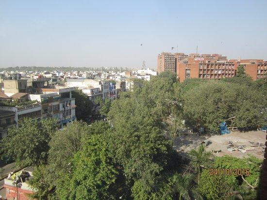 Lobby Area Picture Of Jaypee Siddharth New Delhi Tripadvisor