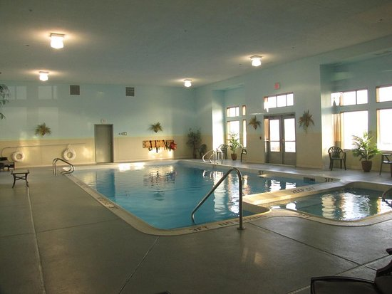 Hampton Inn Birch Run/Frankenmuth : Swimming Pool