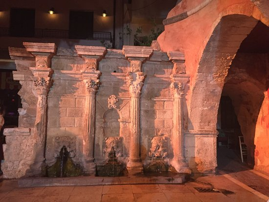 Rethymnon, Grecia: sightseeing in Old Town #3