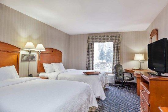 Jamestown, NY: Double Queen Bedroom