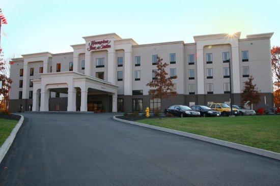 Jamestown, État de New York : Front of Hotel