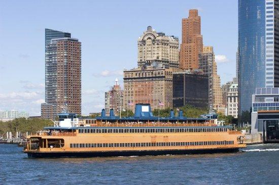 Yonkers, Nova York: Staten Island Ferry