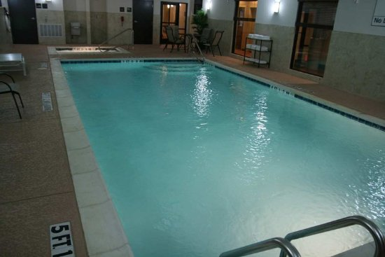 Forest Hill, TX: Indoor Pool