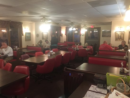 Urbanna, VA: Angelo's Colonial Pizza