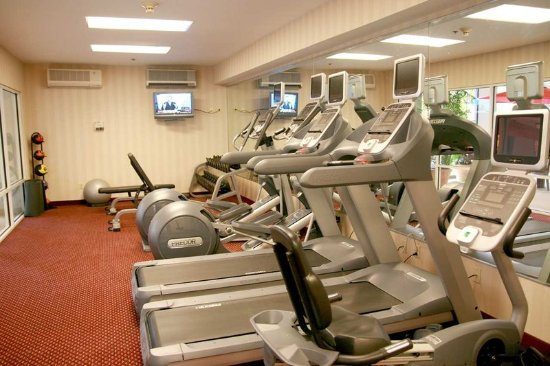 Hampton Inn & Suites Rochester/Victor: Fitness Center