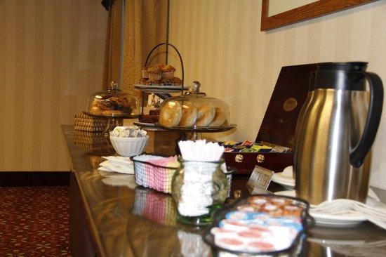 Victor, NY: Meeting Breakfast
