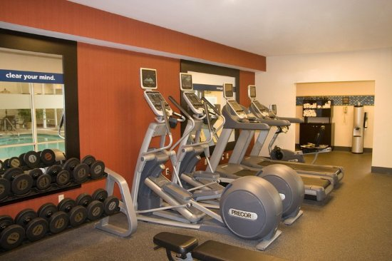 Victor, Nowy Jork: Precor Fitness Center