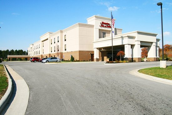 Hampton Inn & Suites Fremont: Welcome