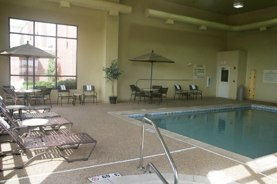 Stow, OH: Pool Area