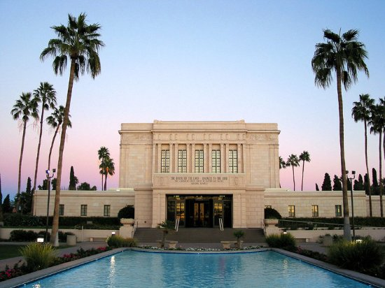 Phoenix Marriott Mesa: Mormon Temple