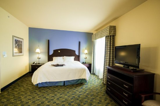 Hampton Inn & Suites Natchez: King Suite