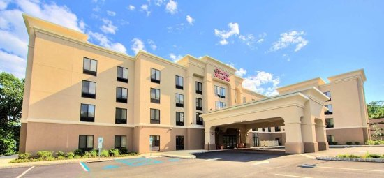 Hampton Inn & Suites Parsippany/North: Welcome!