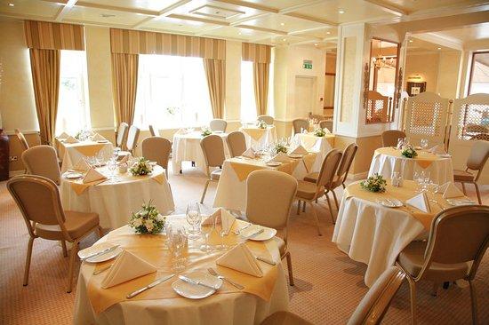 Alveston, UK: Carriages Restaurant